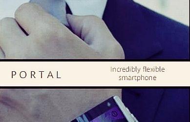 حیرت انگیز لچکدار اسمارٹ فون – Incredibly Flexible Smartphone