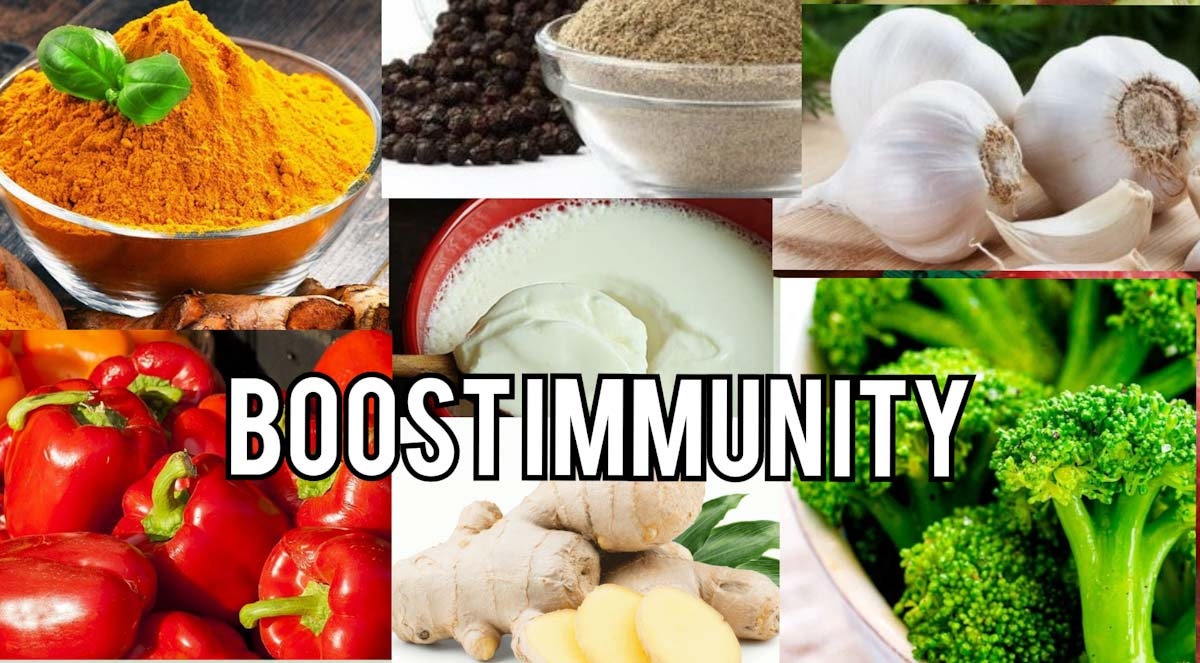 20 Foods to Boost Immunity Naturally